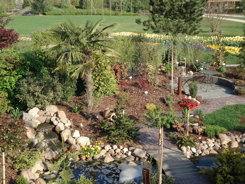 Beispiele für Gartenanlagen | GILLERKE